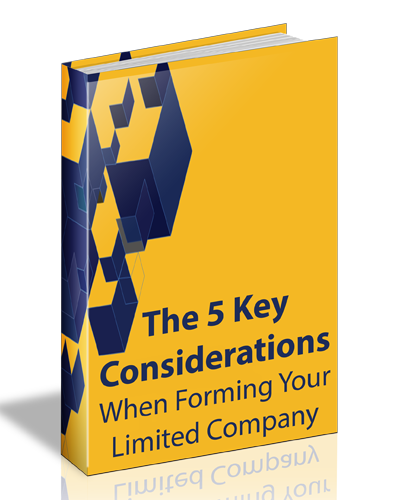 The 5 Key Considerations When Forming Your Ltd Co